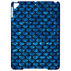 Scales3 Black Marble & Deep Blue Water (r) Apple Ipad Pro 9 7   Hardshell Case by trendistuff