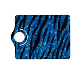Skin3 Black Marble & Deep Blue Water (r) Kindle Fire Hd (2013) Flip 360 Case by trendistuff