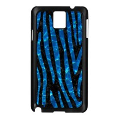 Skin4 Black Marble & Deep Blue Water (r)skin4 Black Marble & Deep Blue Water (r) Samsung Galaxy Note 3 N9005 Case (black) by trendistuff