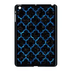 Tile1 Black Marble & Deep Blue Water Apple Ipad Mini Case (black) by trendistuff