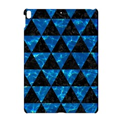 Triangle3 Black Marble & Deep Blue Water Apple Ipad Pro 10 5   Hardshell Case by trendistuff