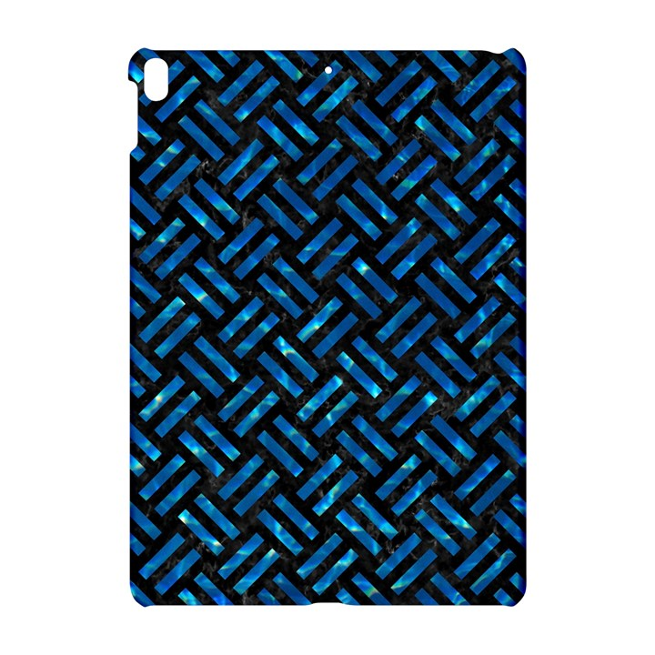 WOVEN2 BLACK MARBLE & DEEP BLUE WATER Apple iPad Pro 10.5   Hardshell Case