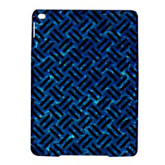 Woven2 Black Marble & Deep Blue Water (r) Ipad Air 2 Hardshell Cases by trendistuff