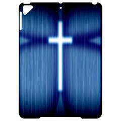 Blue Cross Christian Apple Ipad Pro 9 7   Hardshell Case by Mariart