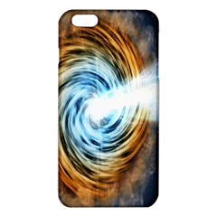 A Blazar Jet In The Middle Galaxy Appear Especially Bright Iphone 6 Plus/6s Plus Tpu Case by Mariart