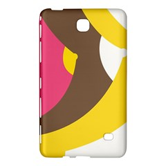 Breast Pink Brown Yellow White Rainbow Samsung Galaxy Tab 4 (8 ) Hardshell Case  by Mariart