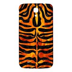 Skin2 Black Marble & Fire Samsung Galaxy Mega I9200 Hardshell Back Case by trendistuff