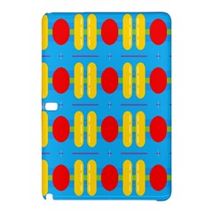 Ovals And Stripes Pattern                      Nokia Lumia 1520 Hardshell Case by LalyLauraFLM