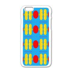 Ovals And Stripes Pattern                      Motorola Moto E Hardshell Case by LalyLauraFLM