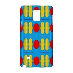 Ovals And Stripes Pattern                      Apple Iphone 6 Plus/6s Plus Leather Folio Case by LalyLauraFLM