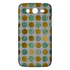 Green And Golden Dots Pattern                      Samsung Galaxy Duos I8262 Hardshell Case by LalyLauraFLM