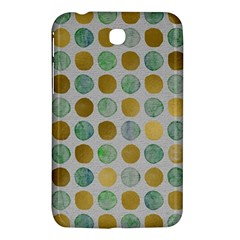 Green And Golden Dots Pattern                      Nokia Lumia 925 Hardshell Case by LalyLauraFLM