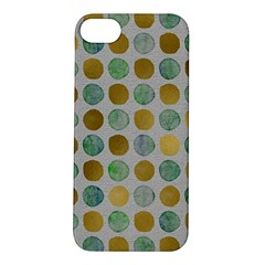 Green And Golden Dots Pattern                      Samsung Galaxy Note 3 N9005 Hardshell Case by LalyLauraFLM
