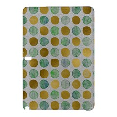 Green And Golden Dots Pattern                      Nokia Lumia 1520 Hardshell Case by LalyLauraFLM