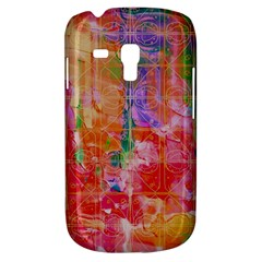 Colorful Watercolors Pattern                      Samsung Galaxy Ace Plus S7500 Hardshell Case by LalyLauraFLM