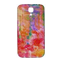 Colorful Watercolors Pattern                      Samsung Note 2 N7100 Hardshell Back Case by LalyLauraFLM