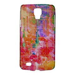 Colorful Watercolors Pattern                      Samsung Galaxy Ace 3 S7272 Hardshell Case by LalyLauraFLM