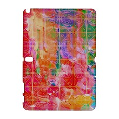 Colorful Watercolors Pattern                      Htc Desire 601 Hardshell Case by LalyLauraFLM
