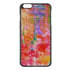 Colorful Watercolors Pattern                      Apple Iphone 6 Plus/6s Plus Hardshell Case by LalyLauraFLM