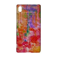 Colorful Watercolors Pattern                      Sony Xperia Z3 Compact Hardshell Case