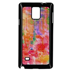 Colorful Watercolors Pattern                      Samsung Galaxy Note 4 Case (color) by LalyLauraFLM