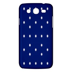 British American Flag Red Blue Star Samsung Galaxy Mega 5 8 I9152 Hardshell Case  by Mariart