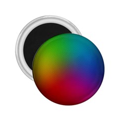 Bright Lines Resolution Image Wallpaper Rainbow 2 25  Magnets by Mariart