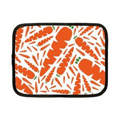 Carrots Fruit Vegetable Orange Netbook Case (small)  by Mariart