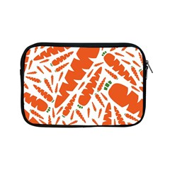 Carrots Fruit Vegetable Orange Apple Ipad Mini Zipper Cases by Mariart