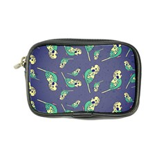 Canaries Budgie Pattern Bird Animals Cute Coin Purse