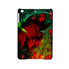 Flower Power, Wonderful Flowers, Vintage Design Ipad Mini 2 Hardshell Cases by FantasyWorld7
