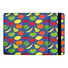 Fruit Melon Cherry Apple Strawberry Banana Apple Samsung Galaxy Tab Pro 10 1  Flip Case by Mariart