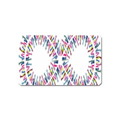 Free Symbol Hands Magnet (name Card) by Mariart