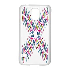 Free Symbol Hands Samsung Galaxy S5 Case (white) by Mariart