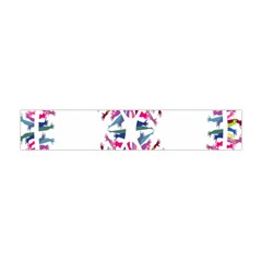 Free Symbol Hands Flano Scarf (mini) by Mariart