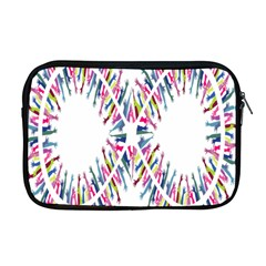 Free Symbol Hands Apple Macbook Pro 17  Zipper Case by Mariart