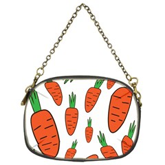 Fruit Vegetable Carrots Chain Purses (one Side)  by Mariart