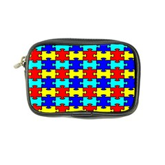 Game Puzzle Coin Purse by Mariart