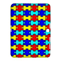 Game Puzzle Samsung Galaxy Tab 4 (10 1 ) Hardshell Case  by Mariart