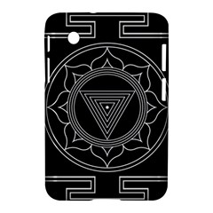 Kali Yantra Inverted Samsung Galaxy Tab 2 (7 ) P3100 Hardshell Case  by Mariart