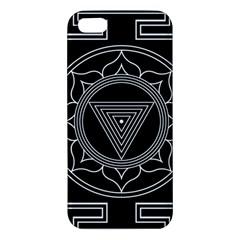 Kali Yantra Inverted Iphone 5s/ Se Premium Hardshell Case by Mariart