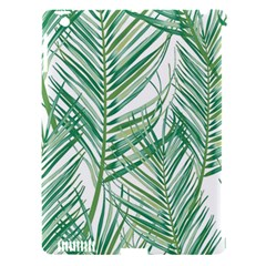 Jungle Fever Green Leaves Apple Ipad 3/4 Hardshell Case (compatible With Smart Cover) by Mariart