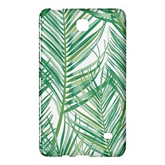 Jungle Fever Green Leaves Samsung Galaxy Tab 4 (7 ) Hardshell Case  by Mariart