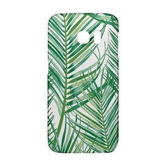 Jungle Fever Green Leaves Galaxy S6 Edge by Mariart