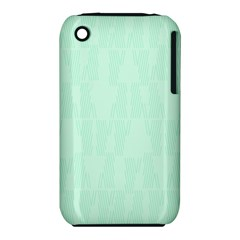 Line Blue Chevron Iphone 3s/3gs by Mariart
