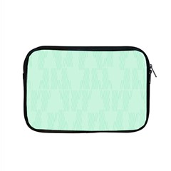 Line Blue Chevron Apple Macbook Pro 15  Zipper Case by Mariart