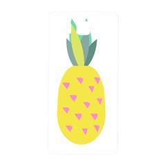 Pineapple Fruite Yellow Triangle Pink Samsung Galaxy Alpha Hardshell Back Case by Mariart