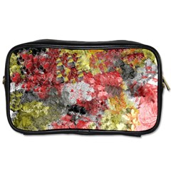 Garden Abstract Toiletries Bags 2 Side by theunrulyartist