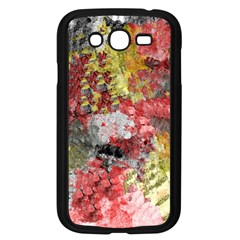 Garden Abstract Samsung Galaxy Grand Duos I9082 Case (black) by theunrulyartist