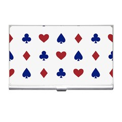 Playing Cards Hearts Diamonds Business Card Holders by Mariart